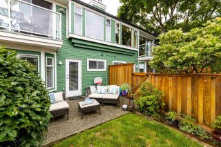 """Photo 13: 5 43 E 20TH Avenue in Vancouver: Main Townhouse for sale in """"The Hillcrest"""" (Vancouver East)  : MLS®# R2468699"""