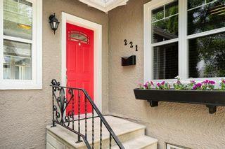 Photo 2: 221 Renfrew Street in Winnipeg: River Heights North Residential for sale (1C)  : MLS®# 202117680