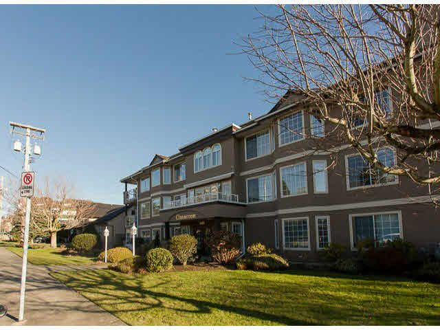 "Main Photo: 302 1500 MERKLIN Street: White Rock Condo for sale in ""Cimarron"" (South Surrey White Rock)  : MLS®# F1429008"