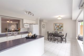 Photo 6: 3 1588 DUTHIE AVENUE in Burnaby: Simon Fraser Univer. Townhouse for sale (Burnaby North)  : MLS®# R2305308
