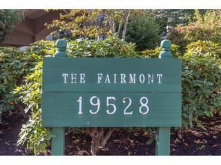 """Photo 2: 323 19528 FRASER Highway in Surrey: Cloverdale BC Condo for sale in """"FAIRMONT"""" (Cloverdale)  : MLS®# R2310771"""
