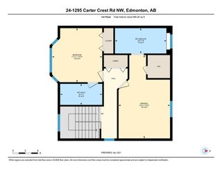 Photo 44: 24 1295 CARTER CREST Road SW in Edmonton: Zone 14 Townhouse for sale : MLS®# E4241426