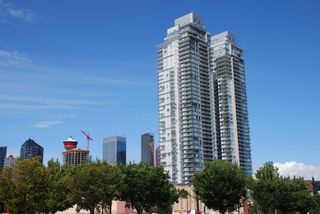 Photo 1: 2402 1122 3 Street SE in Calgary: Beltline Apartment for sale : MLS®# A1117538