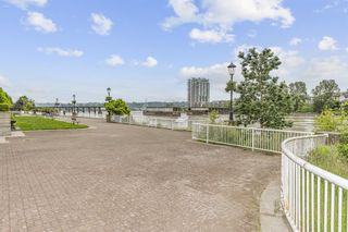 """Photo 34: 411 2 RENAISSANCE Square in New Westminster: Quay Condo for sale in """"The Lido"""" : MLS®# R2620634"""
