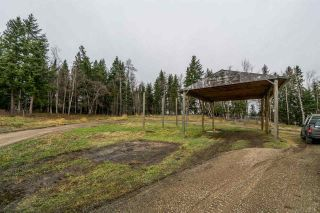 Photo 34: 20035 CARIBOO Highway: Buckhorn House for sale (PG Rural South (Zone 78))  : MLS®# R2499892