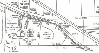 Photo 5: 5B-51222 Rge Road 270: Rural Parkland County Rural Land/Vacant Lot for sale : MLS®# E4133498