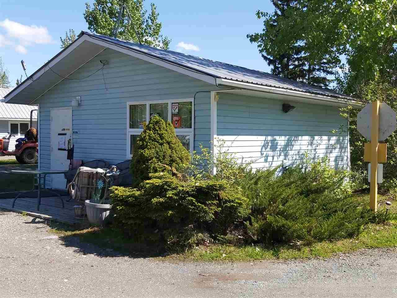Main Photo: LOT 1 15910 S OLD CARIBOO Highway in Prince George: Buckhorn Land for sale (PG Rural South (Zone 78))  : MLS®# R2557848