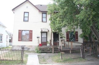 Photo 1: 248 Selkirk Avenue in Winnipeg: North End Residential for sale (4A)  : MLS®# 202117858