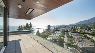 "Photo 1: 903 2289 BELLEVUE Avenue in West Vancouver: Dundarave Condo for sale in ""Bellevue by Cressey"" : MLS®# R2527495"