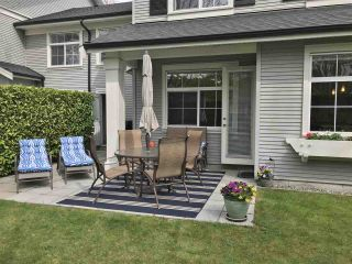 Photo 17: 18 19490 FRASER WAY in Pitt Meadows: South Meadows Townhouse for sale : MLS®# R2444045