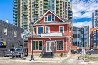 Photo 1: 222 17 Avenue SE in Calgary: Beltline Mixed Use for sale : MLS®# A1112863