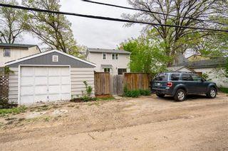 Photo 35: 530 Oakenwald Avenue in Winnipeg: Wildwood Residential for sale (1J)  : MLS®# 202112079