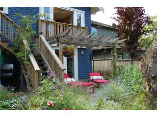"""Photo 10: 3826 LAUREL Street in Vancouver: Cambie House for sale in """"DOUGLAS PARK"""" (Vancouver West)  : MLS®# V839075"""