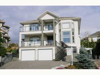 Main Photo: 3045 WADDINGTON Place in Coquitlam: Westwood Plateau House for sale : MLS®# V861126