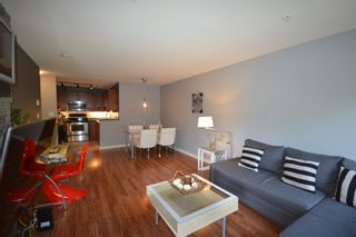 Photo 2: 206 675 PARK CRESCENT in New Westminster: GlenBrooke North Condo for sale : MLS®# R2059305