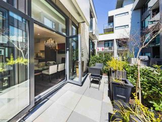 """Photo 6: 2 512 W 28TH Avenue in Vancouver: Cambie Townhouse for sale in """"The Monarch"""" (Vancouver West)  : MLS®# R2566894"""