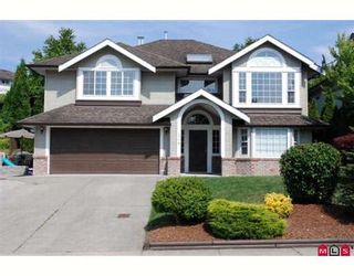 """Photo 1: 3778 LATIMER Street in Abbotsford: Abbotsford East House for sale in """"BATEMAN"""" : MLS®# F2830577"""