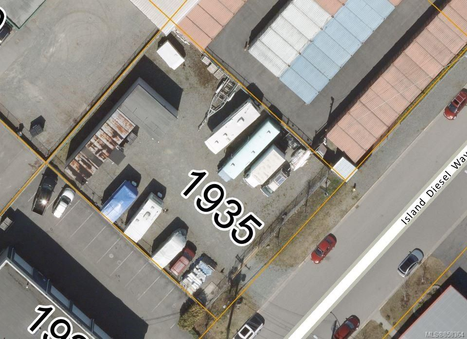 Main Photo: 1935 Island Diesel Way in : Na Central Nanaimo Industrial for sale (Nanaimo)  : MLS®# 858364