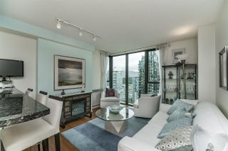 """Photo 2: 1803 1331 W GEORGIA Street in Vancouver: Coal Harbour Condo for sale in """"THE POINTE"""" (Vancouver West)  : MLS®# R2073333"""