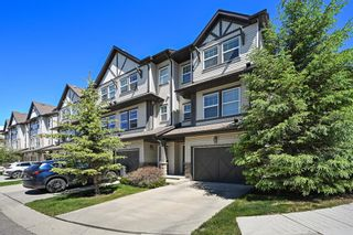 Photo 2: 36 28 Heritage Drive: Cochrane Row/Townhouse for sale : MLS®# A1121669