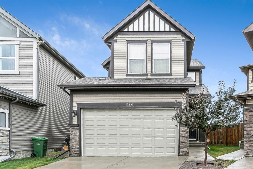 Main Photo: 319 Walden Mews SE in Calgary: Walden Detached for sale : MLS®# A1139495