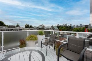 """Photo 11: 2251 HEATHER Street in Vancouver: Fairview VW Townhouse for sale in """"THE FOUNTAINS"""" (Vancouver West)  : MLS®# R2593764"""