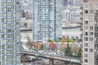 """Photo 2: 1508 821 CAMBIE Street in Vancouver: Downtown VW Condo for sale in """"Raffles"""" (Vancouver West)  : MLS®# R2343787"""