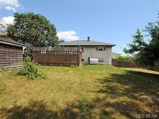 Photo 20: 3660 Tillicum Rd in VICTORIA: SW Tillicum House for sale (Saanich West)  : MLS®# 710319