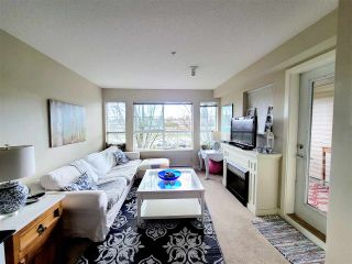 "Photo 3: 214 19673 MEADOW GARDENS Way in Pitt Meadows: North Meadows PI Condo for sale in ""THE FAIRWAYS"" : MLS®# R2566275"