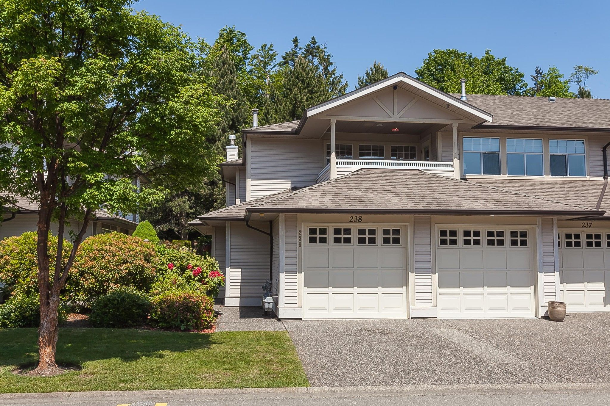 Main Photo: 238 20391 96 Avenue in Langley: Walnut Grove Townhouse for sale : MLS®# R2434121