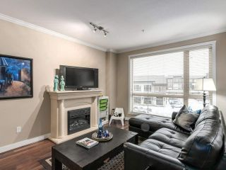 "Photo 8: 320 2628 MAPLE Street in Port Coquitlam: Central Pt Coquitlam Condo for sale in ""VILLAGIO II"" : MLS®# R2223182"