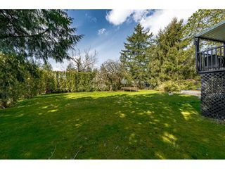 """Photo 36: 4011 206A Street in Langley: Brookswood Langley House for sale in """"Brookswood"""" : MLS®# R2564652"""