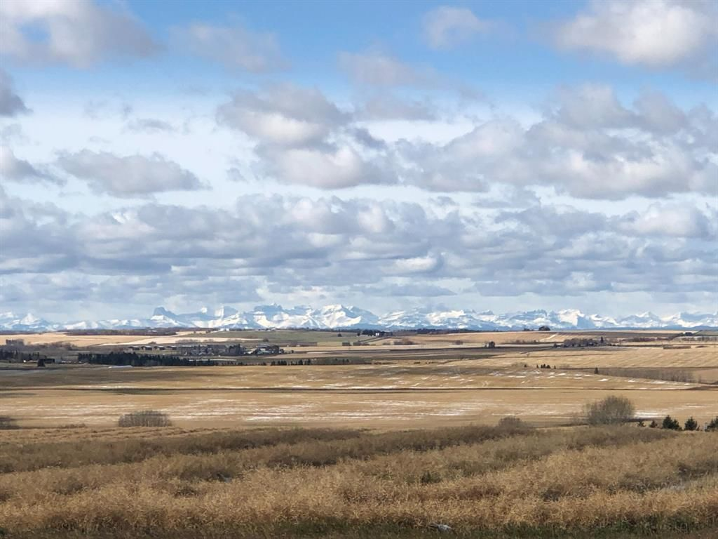 Main Photo: 30101 Highway 766: Rural Mountain View County Land for sale : MLS®# A1040103