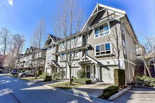 "Photo 1: 36 6747 203 Street in Langley: Willoughby Heights Townhouse for sale in ""SAGEBROOK"" : MLS®# R2247574"