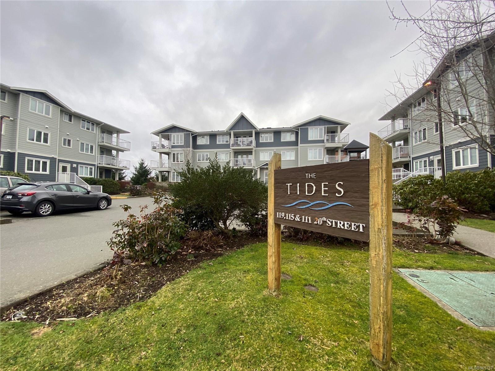 Main Photo: 23 115 20th St in : CV Courtenay City Condo for sale (Comox Valley)  : MLS®# 865737