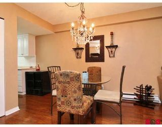 """Photo 4: 201 32440 SIMON Avenue in Abbotsford: Abbotsford West Condo for sale in """"Trethewey Tower"""" : MLS®# F2818901"""