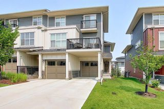 Main Photo: 466 Nolan Hill Drive NW in Calgary: Nolan Hill Row/Townhouse for sale : MLS®# A1131063