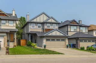 Main Photo: 399 St Moritz Drive SW in Calgary: Springbank Hill Detached for sale : MLS®# A1131216