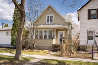 Photo 1: 42 Morley Avenue in Winnipeg: Riverview Residential for sale (1A)  : MLS®# 202110682