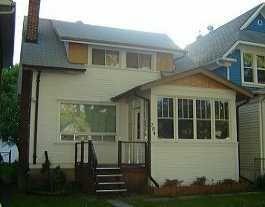 Photo 1: 784 INGERSOLL Street North in WINNIPEG: West End / Wolseley Residential for sale (West Winnipeg)  : MLS®# 2510107