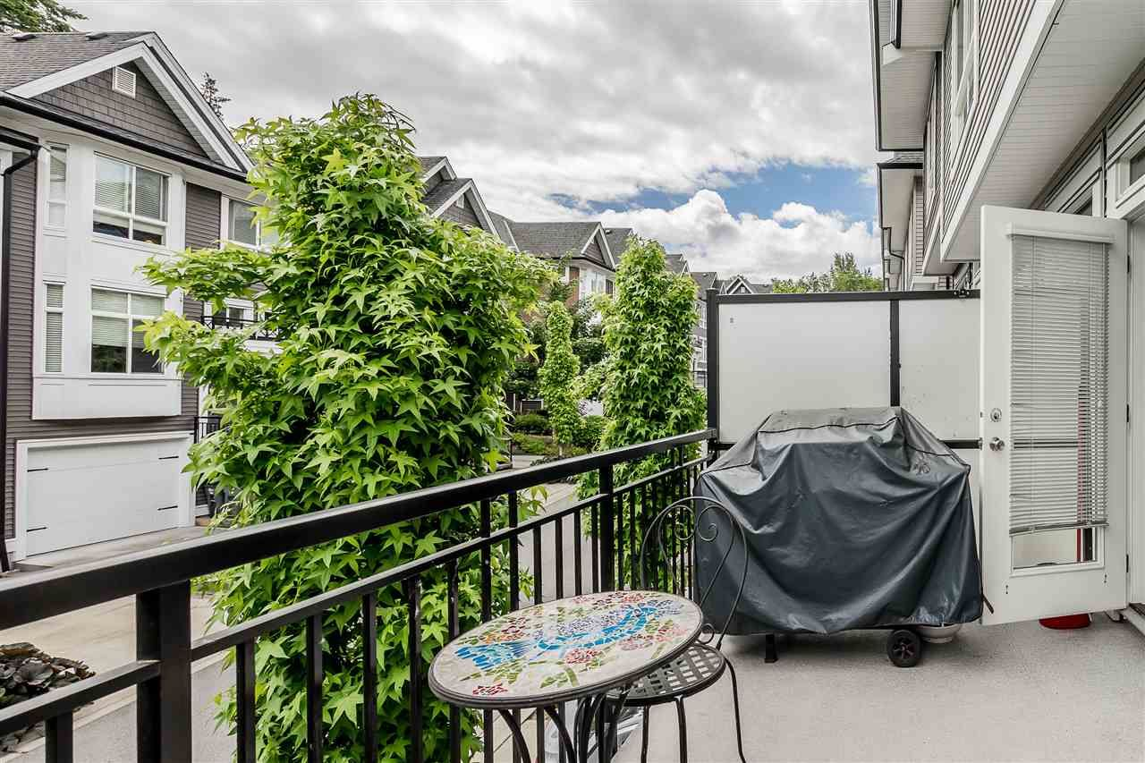 """Photo 28: Photos: 23 14433 60 Avenue in Surrey: Sullivan Station Townhouse for sale in """"BRIXTON"""" : MLS®# R2463220"""