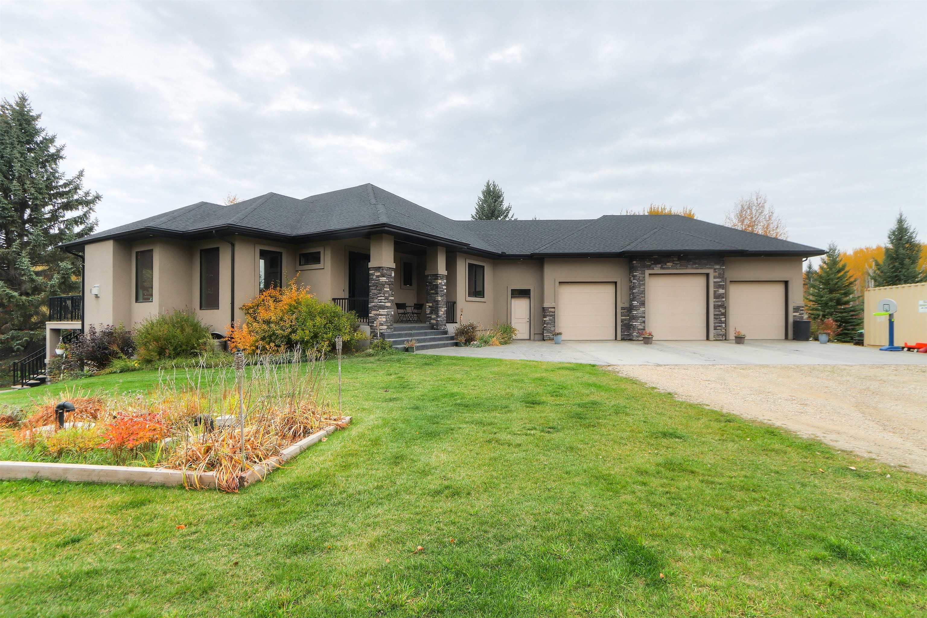 Main Photo: 74 53103 RGE RD 14: Rural Parkland County House for sale : MLS®# E4265668