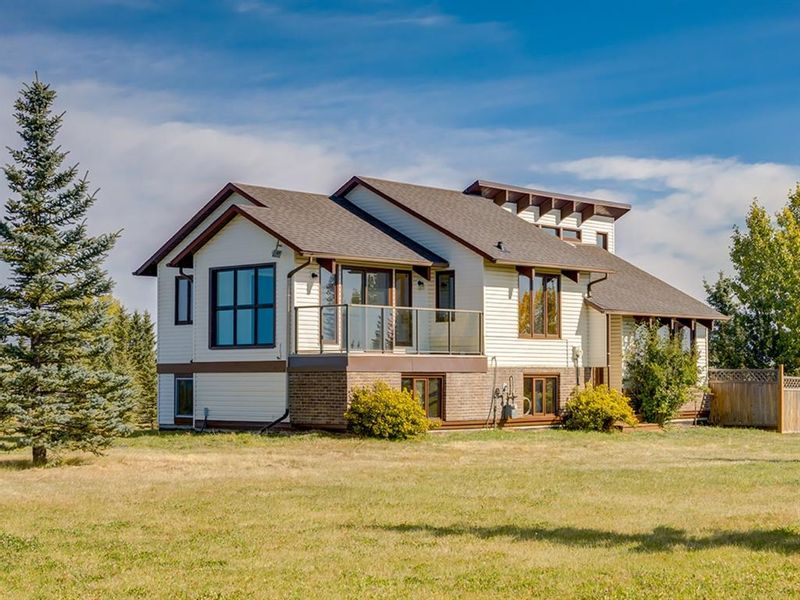 FEATURED LISTING: 42100 COCHRANE LAKE Rural Rocky View County