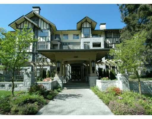 "Main Photo: 206 4885 VALLEY DR in Vancouver: Arbutus Condo for sale in ""MALCLURE HOUSE"" (Vancouver West)  : MLS®# V590455"
