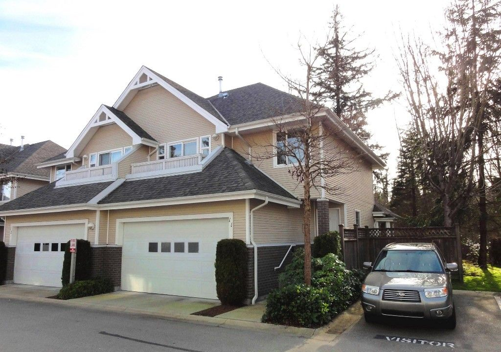 "Main Photo: 11 13918 58TH Avenue in Surrey: Panorama Ridge Townhouse for sale in ""ALDER PARK"" : MLS®# F1434743"