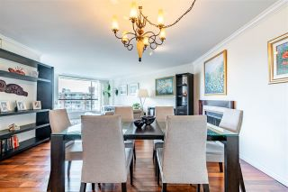 """Photo 6: 704 1450 PENNYFARTHING Drive in Vancouver: False Creek Condo for sale in """"HARBOUR COVE"""" (Vancouver West)  : MLS®# R2571862"""