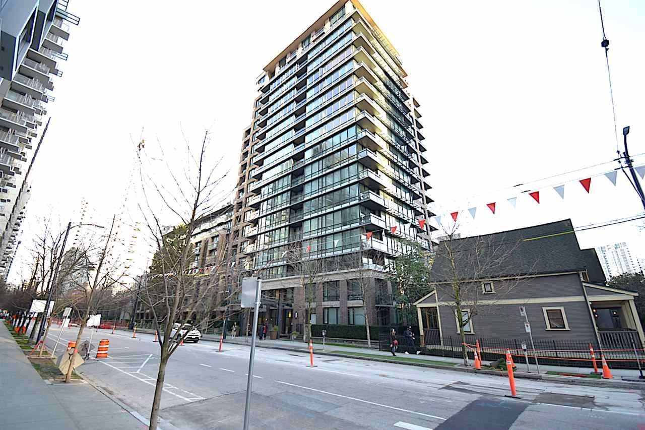Main Photo: 1002 1088 RICHARDS Street in Vancouver: Yaletown Condo for sale (Vancouver West)  : MLS®# R2616956