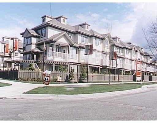 Main Photo: 6 6388 ALDER ST in Richmond: McLennan North Townhouse for sale : MLS®# V561483