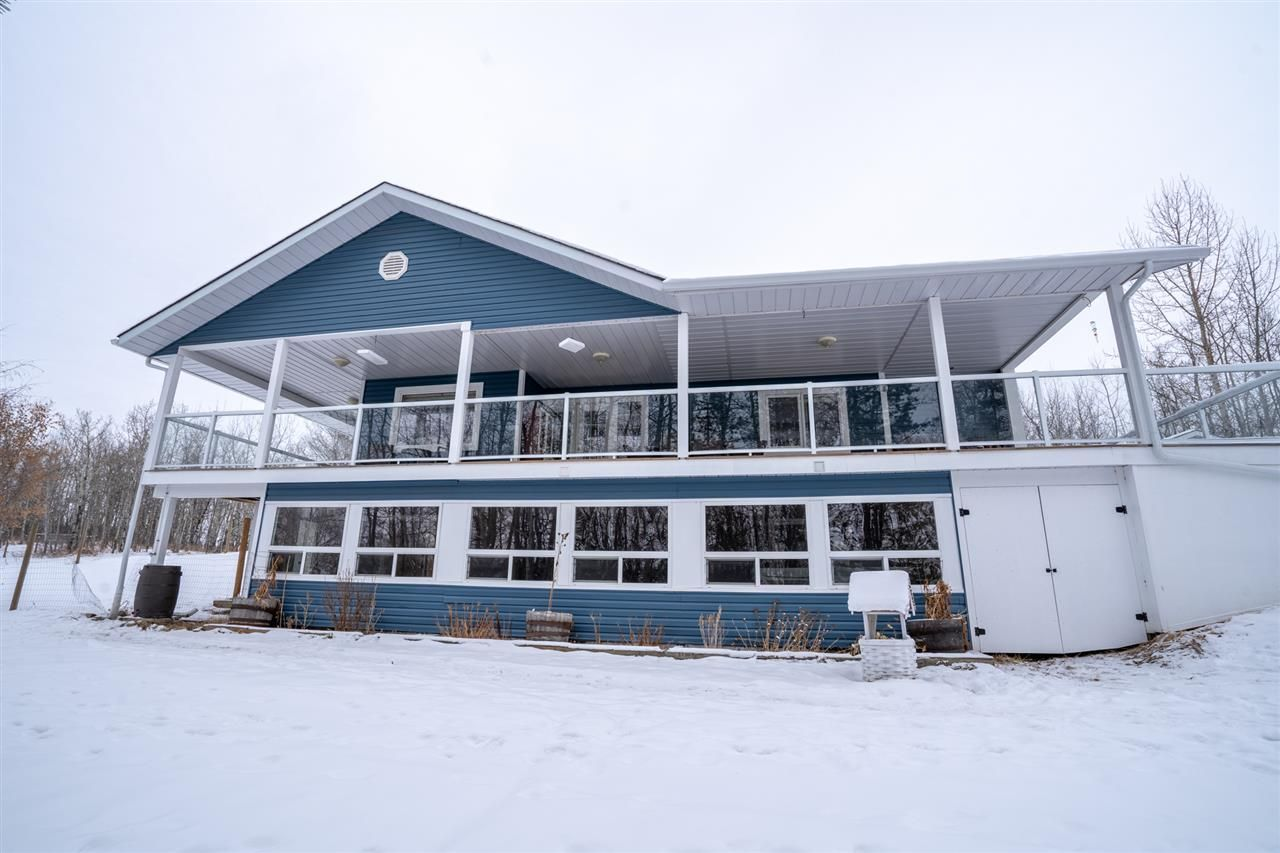 Main Photo: 10 53105 RGE RD 15: Rural Parkland County House for sale : MLS®# E4227782