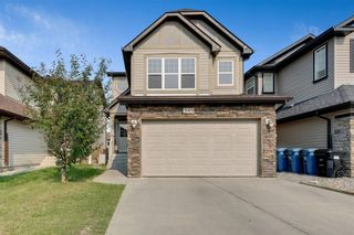 Main Photo: 349 Bridleridge View SW in Calgary: Bridlewood Detached for sale : MLS®# A1129247